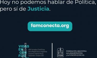 HOY NO PODEMOS HABLAR DE POLITICA, PERO SI DE JUSTICIA